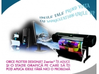 System Plus - partener HP, DELL si EMC in Romania  : PROMO Plotter HP Designjet Z-series - CADOU STATIE GRAFICA