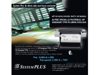 System Plus - partener HP, DELL si EMC in Romania  : PRET SPECIAL LA PLOTERUL DESIGNJET T790 1118mm ePrinter (CR649A)